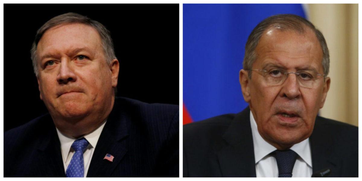 Επικοινωνία Λαβρόφ – Πομπέο για την συνάντηση Τραμπ – Πούτιν