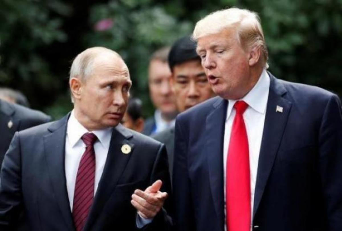 """""""Όχι"""" Τραμπ σε Πούτιν και νέες δηλώσεις """"φωτιά""""! """"Η Ρωσία μπορεί να προσπαθήσει πάλι να παρέμβει στις εκλογές"""""""