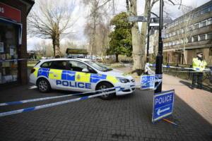 Συναγερμός ξανά στο Σάλσμπερι – Δύο άτομα αρρώστησαν σε εστιατόριο