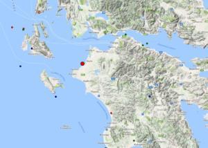 Σεισμός αισθητός σε Πάτρα και Κυλλήνη – LIVE τι καταγράφουν οι σεισμογράφοι