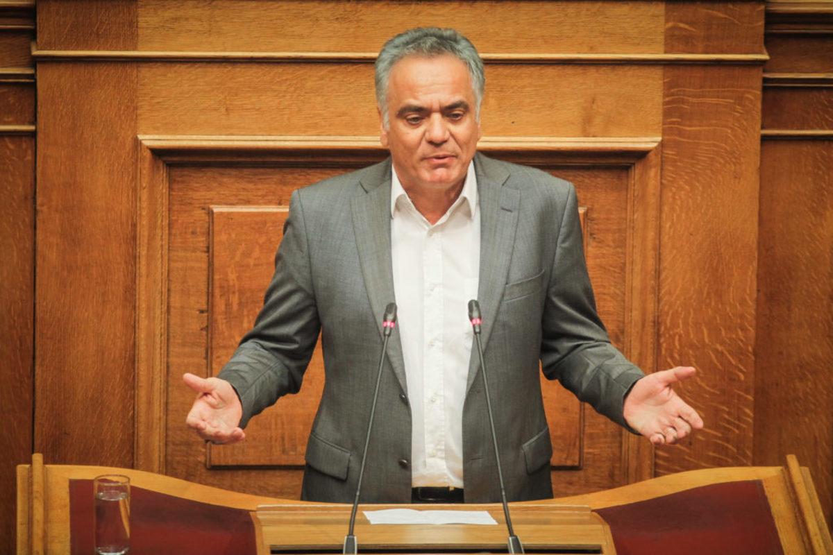 """Σκουρλέτης: Εμβληματικό και επαναστατικό το νομοσχέδιο """"Κλεισθένης"""""""