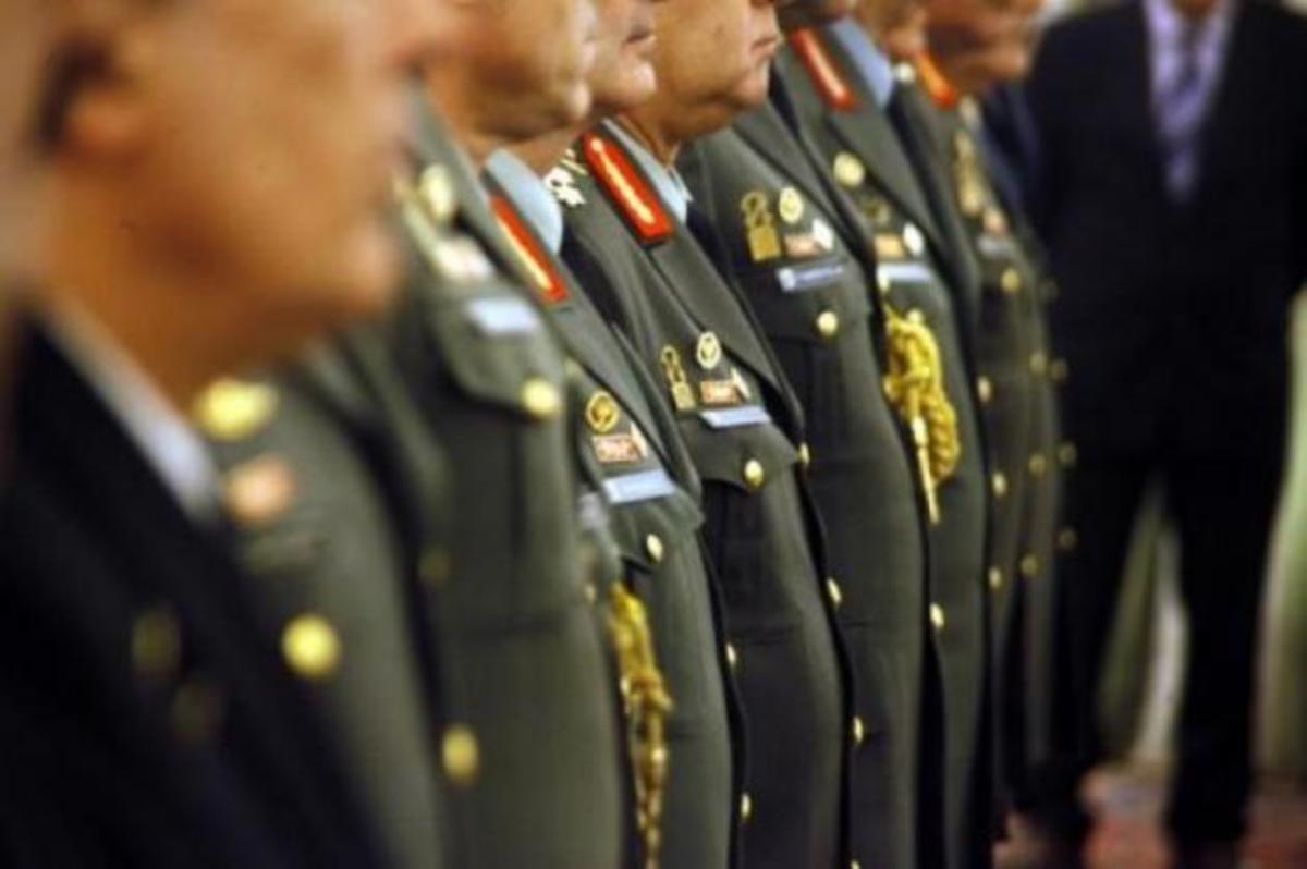ΓΕΕΘΑ: Χορήγηση αδειών προσωπικού Ενόπλων Δυνάμεων λόγω κορονοϊού