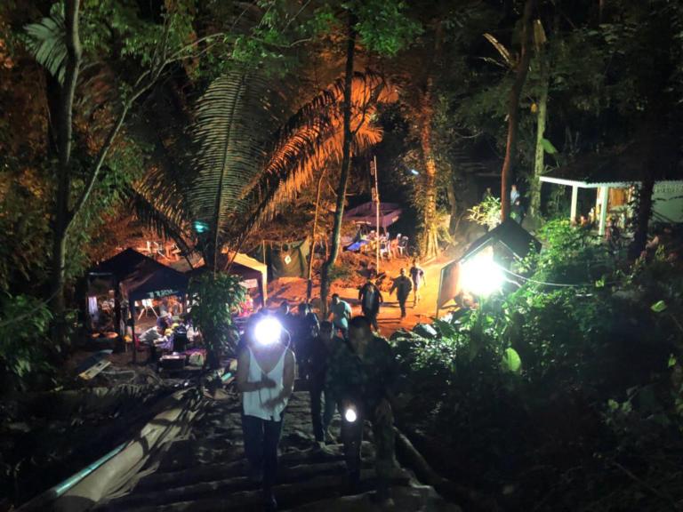 Ταϊλάνδη: Ξεκίνησε η τρίτη και τελευταία επιχείρηση απεγκλωβισμού