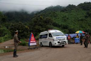 Ταϊλάνδη: Αγωνία για τη νέα επιχείρηση απεγκλωβισμού
