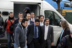 Πολιτικό άσυλο και σε τρίτο από τους 8 Τούρκους αξιωματικούς