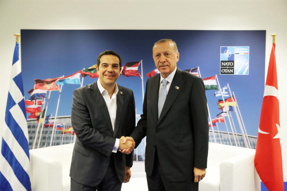 Τσίπρας – Ερντογάν: Συμφωνία για να… πέσουν οι τόνοι στο Αιγαίο