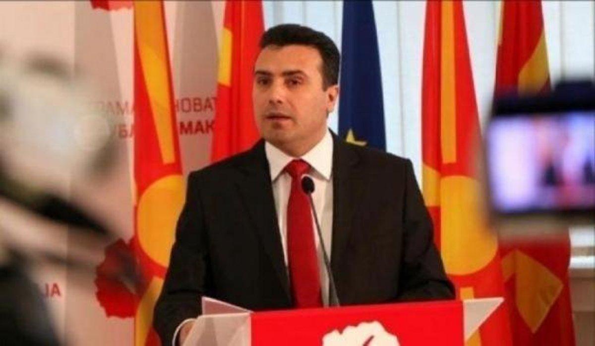 """Προκλητικός ο Ζάεφ – Στο ΝΑΤΟ μπήκε η """"Δημοκρατία της Μακεδονίας"""""""