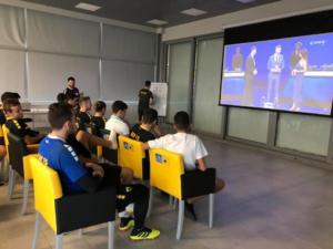 Κλήρωση Champions League: Η αντίδραση των παικτών της ΑΕΚ! – video