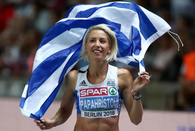 """Η Παπαχρήστου """"εκτόξευσε"""" την Ελλάδα! Τέταρτη σε μετάλλια στην Ευρώπη – video"""
