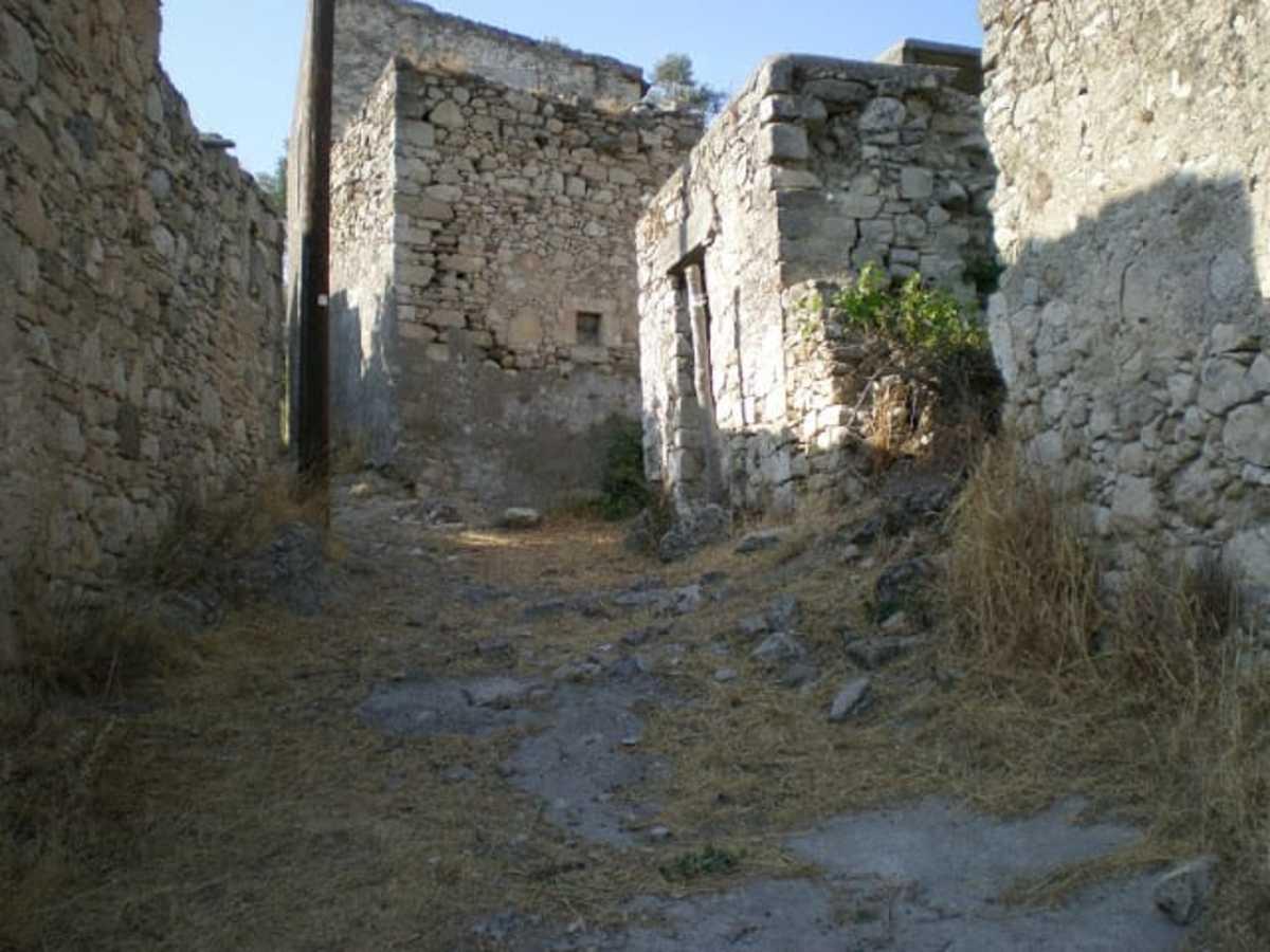 Πωλείται… χωριό στην Κρήτη!