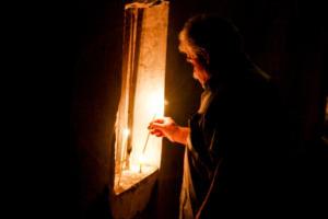 Δεκαπενταύγουστος: Ο Επιτάφιος της Παναγιάς στο Γηρομέρι Φιλιατών
