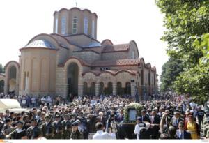 Δεκαπενταύγουστος: Ξεκινούν οι λατρευτικές εκδηλώσεις στη Μονή της Παναγίας Σουμελά στο Βέρμιο