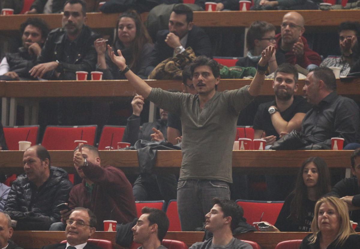 """Ερασιτέχνης Παναθηναϊκός: """"Υπονομεύει το σύλλογο ο Αλαφούζος"""""""