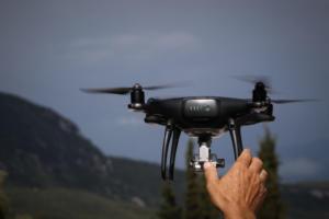 Ηλεία: Επιτήρηση με drone της Πυροσβεστικής στις περιοχές που εκδηλώθηκαν οι πυρκαγιές