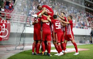 Europa League, Ολυμπιακός – Λουκέρνη 4-0 ΤΕΛΙΚΟ: Απίστευτη πρεμιέρα με σούπερ Λάζαρο!
