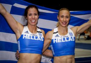 """Έτσι """"σάρωσαν"""" τα μετάλλια! Οι συγκλονιστικές προσπάθειες των δύο Ελληνίδων – videos"""