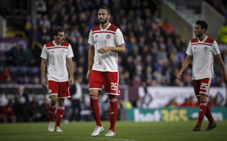 Μπέρνλι – Ολυμπιακός 1-1 ΤΕΛΙΚΟ: Αήττητος στους Ομίλους του Europa League!