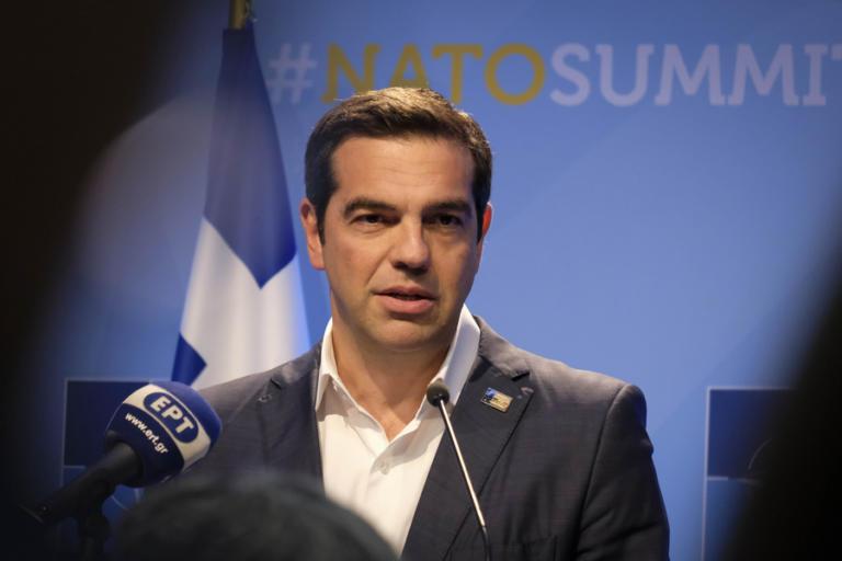 """Τσίπρας μετά την τελευταία εκταμίευση : """"Μία νέα σελίδα ανοίγει τώρα για την Ελλάδα"""""""