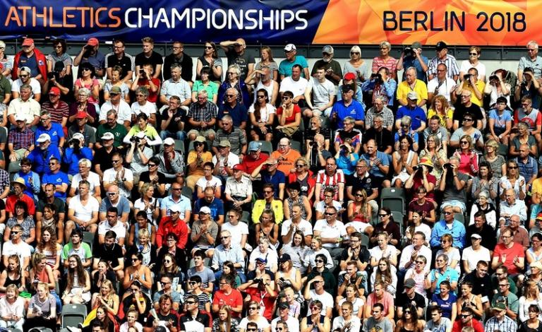 Ευρωπαϊκό πρωτάθλημα στίβου: Πανικός στο Βερολίνο λόγω… φυσικού αερίου!
