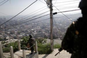 Δεκατέσσερις νεκροί σε επιχείρηση κατά διακινητών ναρκωτικών στο Ρίο ντε Τζανέιρο