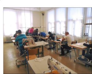 Ετοιμάζουν επίδειξη μόδας φυλακισμένοι στα Γρεβενά [pics]