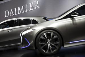 Η Daimler σταματά τις δραστηριότητές της στο Ιράν