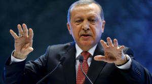 Απίστευτη πρόκληση από τον Ερντογάν – Η εισβολή στην Κύπρο έγινε για να αποτραπεί η σφαγή Τουρκοκυπρίων από Ελληνοκυπρίους!