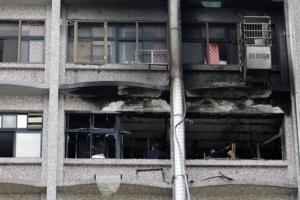 Φονική πυρκαγιά με 9 νεκρούς σε νοσοκομείο στην Ταϊβάν