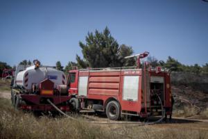 Σε ποιες περιοχές είναι πολύ υψηλός ο κίνδυνος πυρκαγιάς την Παρασκευή