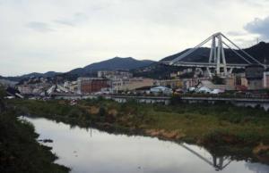 """Γένοβα: Σκληρή απάντηση Κομισιόν στα """"καρφιά"""" της ιταλικής κυβέρνησης μετά την κατάρρευση της γέφυρας"""