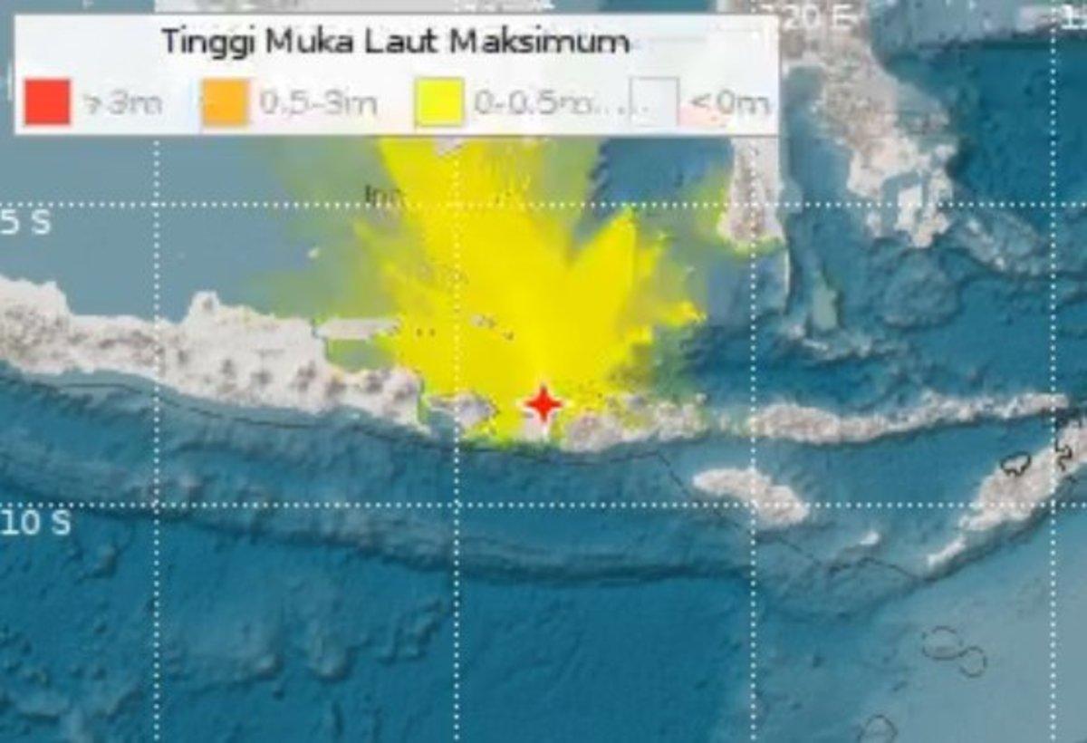 Συναγερμός! Ισχυρός σεισμός 7 ρίχτερ στην Ινδονησία – Προειδοποίηση για τσουνάμι