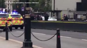 Συναγερμός στο Λονδίνο! Αυτοκίνητο έπεσε στην πύλη του Κοινοβουλίου – Χτύπησε πεζούς και ποδηλάτες