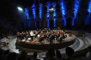 Ηρώδειο: Μεγάλη συναυλία για τους πυρόπληκτους – Αφιερωμένη στον Μάνο Ελευθερίου