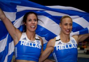 Ευρωπαϊκό πρωτάθλημα στίβου: Η υψηλή θέση της Ελλάδας στον πίνακα των μεταλλίων