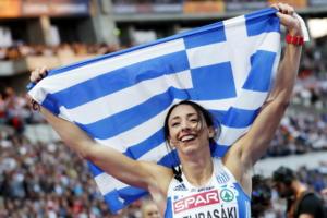 Συγχαρητήρια του πολιτικού κόσμου στην ασημένια Μαρία Μπελιμπασάκη!