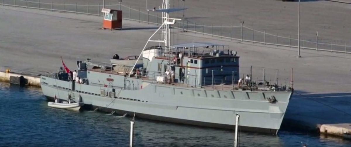 Οι… Ναζί ξανάρχονται – Πλοίο του Χίτλερ στον Αργολικό Κόλπο – video