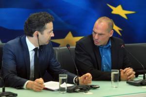 Ντάισελμπλουμ καρφώνει Βαρουφάκη: Με ακολούθησε στο ασανσέρ ζητώντας να συνεχιστούν οι διαπραγματεύσεις!
