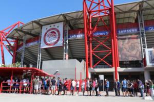 """Άρσεναλ – Ολυμπιακός: Βγαίνουν τα εισιτήρια! Η ενημέρωση από την """"ερυθρόλευκη"""" ΠΑΕ"""