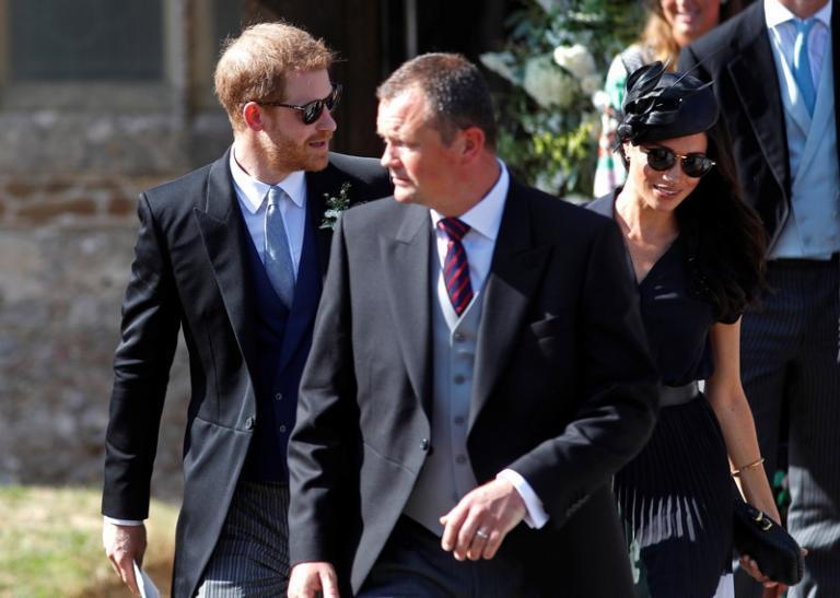 Ο πρίγκιπας Χάρυ που έβγαινε με την Καμίλα