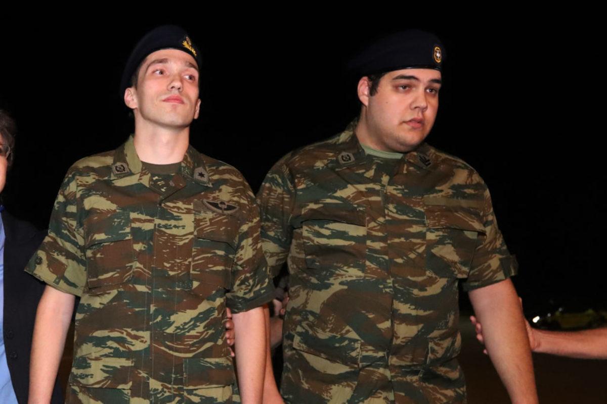 Η ώρα της αλήθειας! Οι Έλληνες στρατιωτικοί μπορούν τώρα να μιλήσουν για την στιγμή της σύλληψής τους
