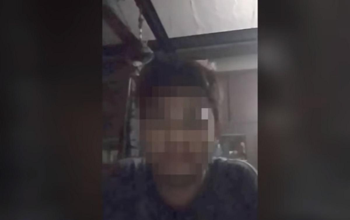 Τον χώρισε, του πήρε τα παιδιά και κρεμάστηκε live στο facebook