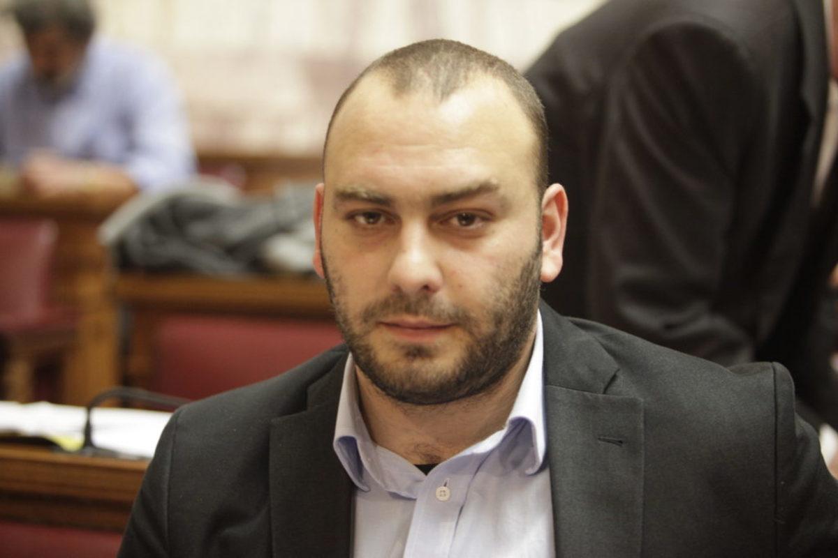 Ανασχηματισμός – Ο νέος υφυπουργός Οικονομίας και Ανάπτυξης Στάθης Γιαννακίδης