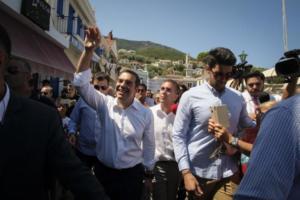 """Ο διάλογος του Τσίπρα με ΑΕΚτζήδες για γήπεδο και """"γαύρο"""" δήμαρχο! video"""