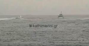 """Βίντεο ντοκουμέντα της τουρκικής προκλητικότητας στο Αιγαίο! Η καθημερινή """"μάχη"""" των αλιευτικών στα θαλάσσια σύνορα Ελλάδας – Τουρκίας"""
