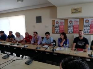 Στα συλλαλητήρια της ΔΕΘ αγρότες της Β. Ελλάδας και της Θεσσαλίας