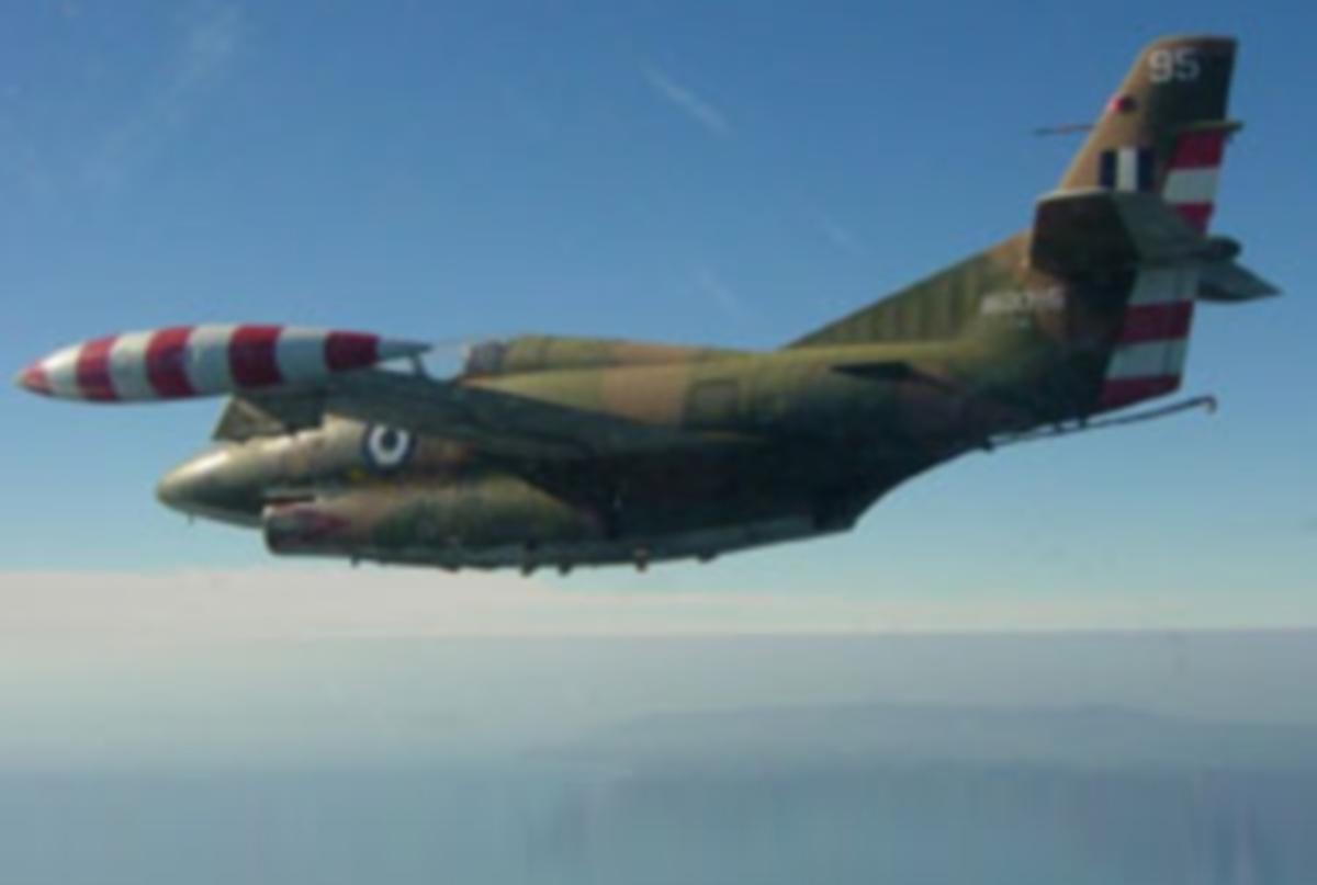 Έπεσε αεροπλάνο της Πολεμικής Αεροπορίας ανάμεσα σε Τρίπολη και Σπάρτη