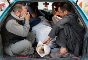 Νέα τραγωδία στο Αφγανιστάν – 48 νεκροί από επίθεση βομβιστή αυτοκτονίας