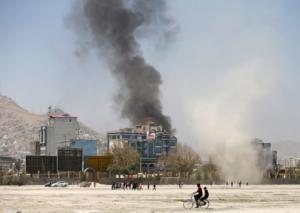 Αφγανιστάν: Δύο νεκροί στην επίθεση βομβιστή-καμικάζι! Ανέλαβε την ευθύνη το Ισλαμικό Κράτος