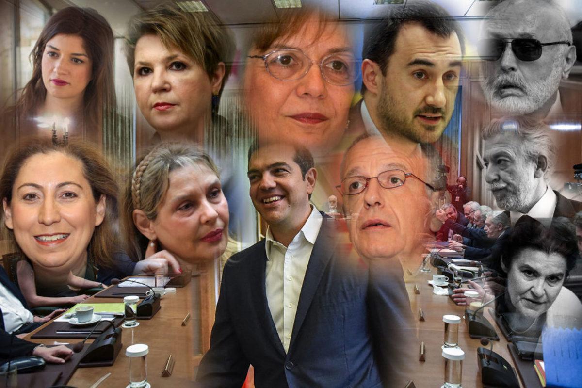 Ανασχηματισμός: Αυτή είναι η νέα κυβέρνηση – Όλα τα ονόματα