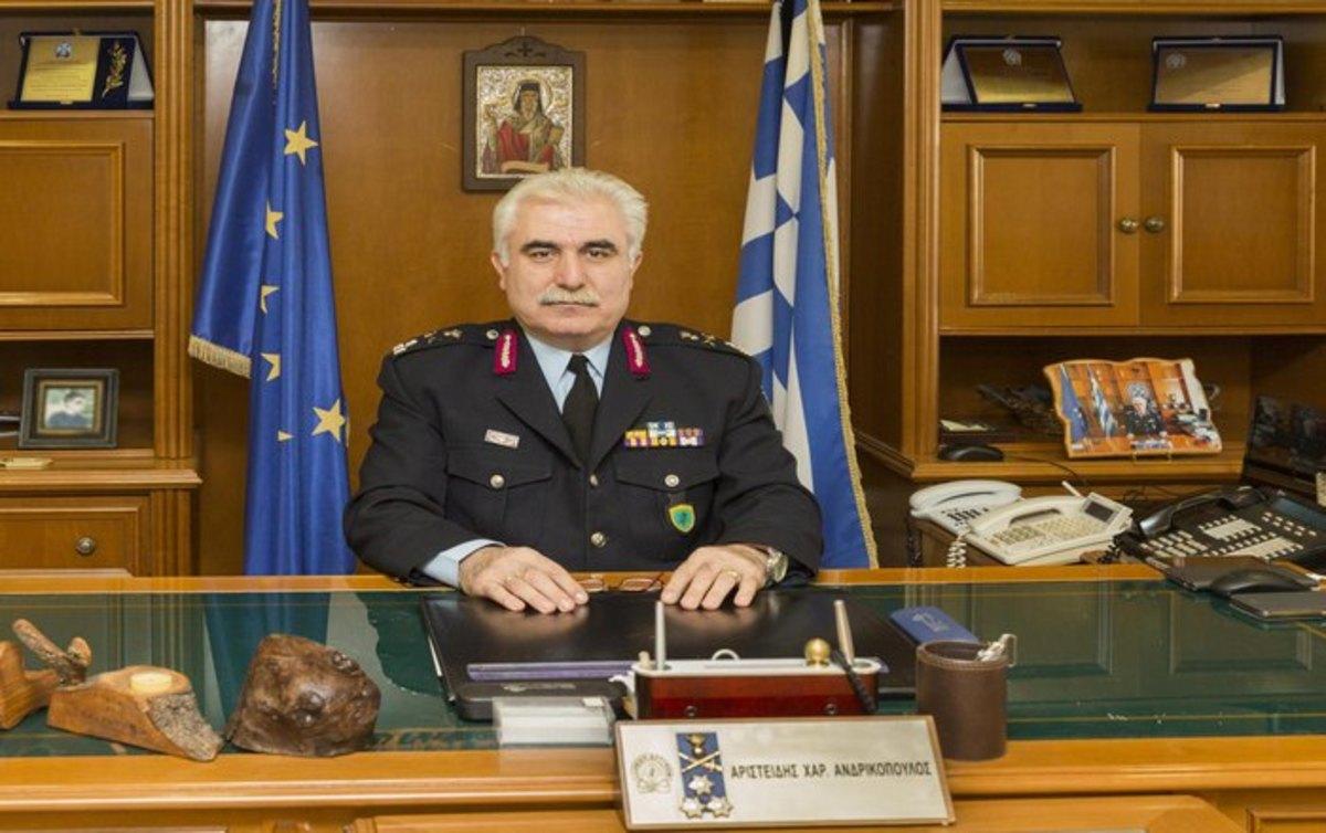 Την Πέμπτη η τελετή παράδοσης – παραλαβής της ηγεσίας της Ελληνικής Αστυνομίας